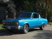 Plymouth 1966 1966 - Plymouth Barracuda
