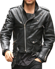 Unique And Stylish Men's Leather Jackets In One Place